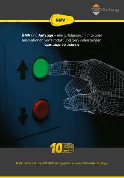 TBO Aufzug - 10 Jahres Grantie